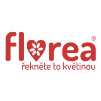 logo Florea – donáška květin online