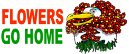 logo Flowers go home
