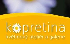logo Galerie Kopretina